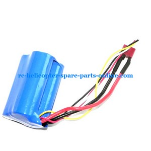JTS 825 825A 825B RC helicopter spare parts battery 11.1V 2000mAh