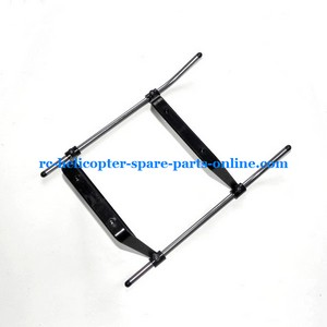 JTS 825 825A 825B RC helicopter spare parts undercarriage