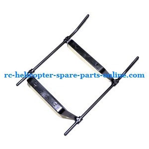 JTS 828 828A 828B RC helicopter spare parts undercarriage