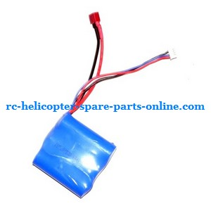 JTS 828 828A 828B RC helicopter spare parts battery 11.1V 2000MaH