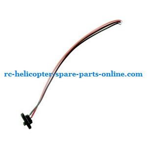 JTS 828 828A 828B RC helicopter spare parts on/off switch wire