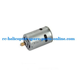 JTS 828 828A 828B RC helicopter spare parts main motor (Front)