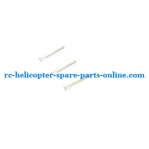 JTS 828 828A 828B RC helicopter spare parts fixed metal bar of the tail pull bar + Iron bar for fixing the balance bar