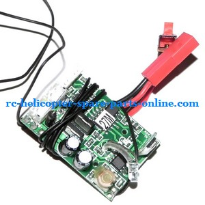JXD 333 helicopter spare parts PCB BOARD (Frequency: 27M)