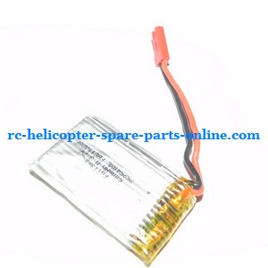 JXD 333 helicopter spare parts battery 3.7V 500mAh JST plug