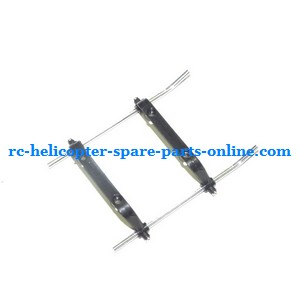JXD 335 I335 helicopter spare parts undercarriage