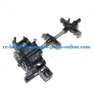JXD 335 I335 helicopter spare parts body set