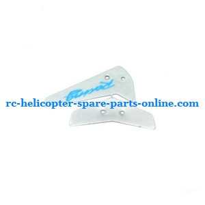 JXD 335 I335 helicopter spare parts tail decorative set (Blue)