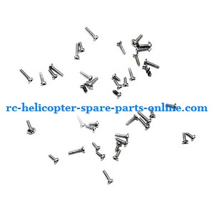 JXD 339 I339 helicopter spare parts screws set
