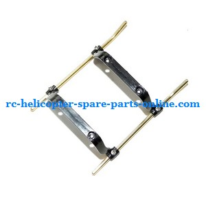 JXD 339 I339 helicopter spare parts undercarriage