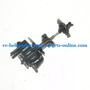 JXD 340 helicopter spare parts body set