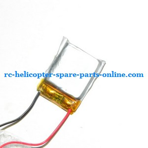 JXD 340 helicopter spare parts battery