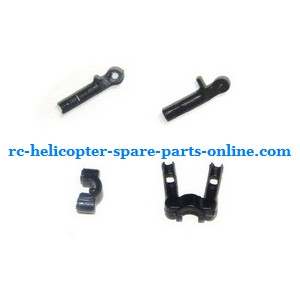 JXD 340 helicopter spare parts fixed set of the support bar and decorative set