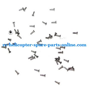 JXD 342 342A helicopter spare parts screws set