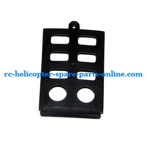 JXD 342 342A helicopter spare parts battery cover