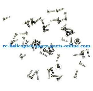 JXD 343 343D helicopter spare parts screws set