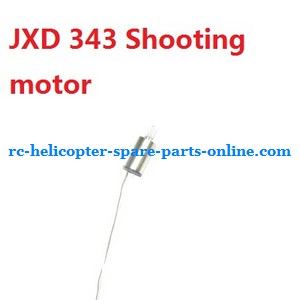 JXD 343 343D helicopter spare parts shooting motor (JXD 343)