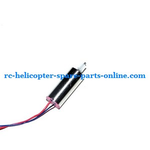 JXD 343 343D helicopter spare parts Main motor (Red-Blue wire)