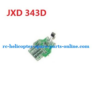 JXD 343 343D helicopter spare parts PCB BOARD (343D)