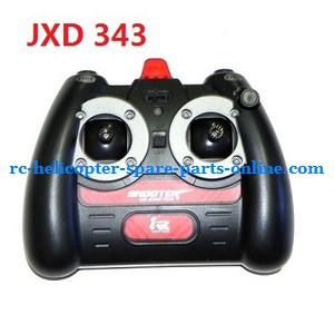 JXD 343 343D helicopter spare parts Transmitter (343)