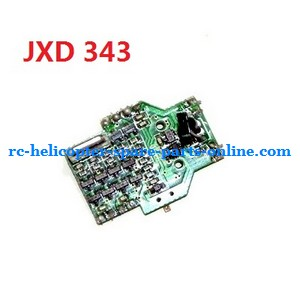 JXD 343 343D helicopter spare parts PCB BOARD (343)
