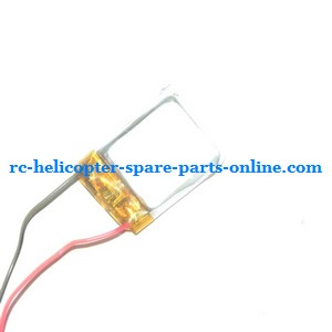 JXD 343 343D helicopter spare parts battery