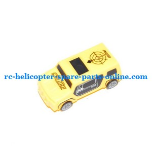 JXD 343 343D helicopter spare parts small car