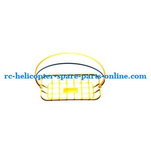JXD 343 343D helicopter spare parts basket