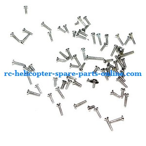 JXD 349 helicopter spare parts screws set