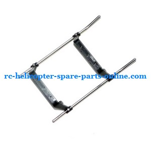 JXD 349 helicopter spare parts undercarriage