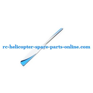 JXD 349 helicopter spare parts tail blade (Blue)