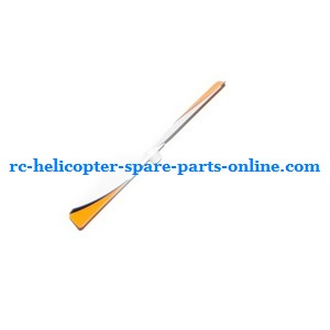 JXD 349 helicopter spare parts tail blade (Orange)
