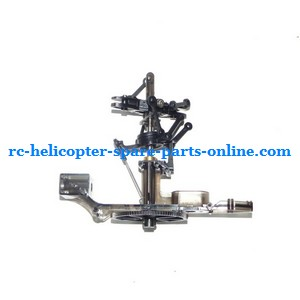 JXD 349 helicopter spare parts body set