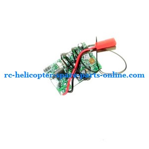 JXD 349 helicopter spare parts PCB BOARD (Frequency: 27M)