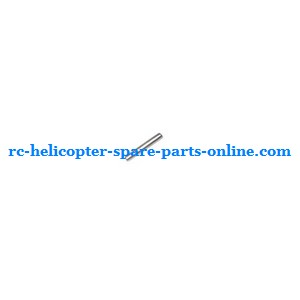 JXD 349 helicopter spare parts small iron bar for fixing the balance bar