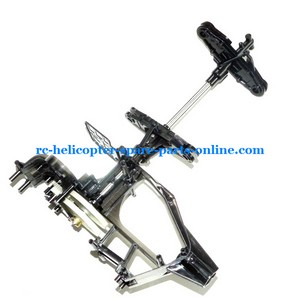 JXD 350 350V helicopter spare parts body set