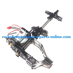 JXD 352 352W helicopter spare parts body set