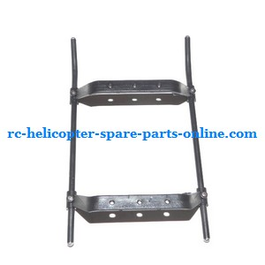 JXD 352 352W helicopter spare parts undercarriage