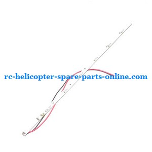 JXD 352 352W helicopter spare parts tail LED bar