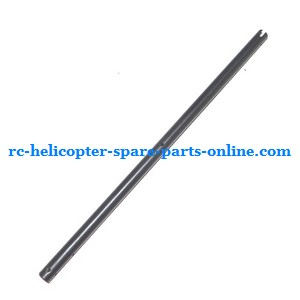 JXD 352 352W helicopter spare parts tail big pipe (Black)