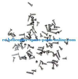 JXD 355 helicopter spare parts screws set