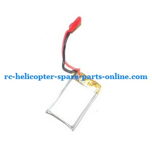 JXD 355 helicopter spare parts battery