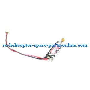 JXD 355 helicopter spare parts main motor with long shaft
