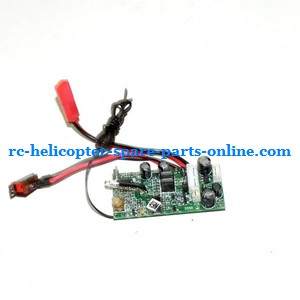 JXD 355 helicopter spare parts PCB BOARD (Frequency: 27M)