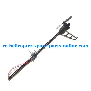 JXD 355 helicopter spare parts tail set