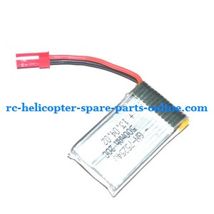 JXD 380 UFO Quadcopter spare parts battery