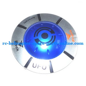 JXD 380 UFO Quadcopter spare parts outer cover (Blue)