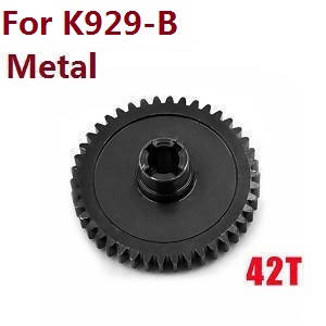 Wltoys K929 K929-A K929-B RC Car spare parts reduction gear (Metal) for K929-B