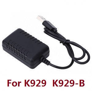 Wltoys K929 K929-A K929-B RC Car spare parts USB charger cable