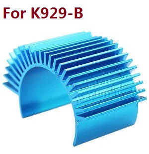 Wltoys K929 K929-A K929-B RC Car spare parts heat sink (For K929-B)